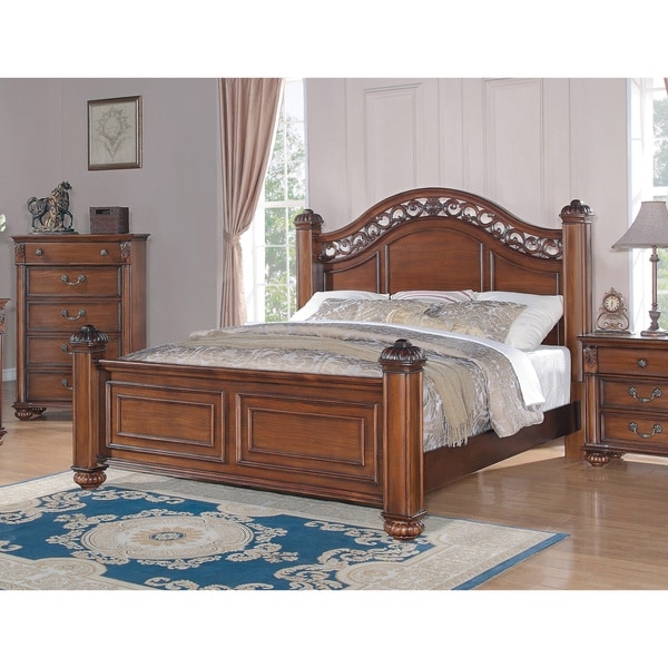 Art Van Barklay Square Queen Bed