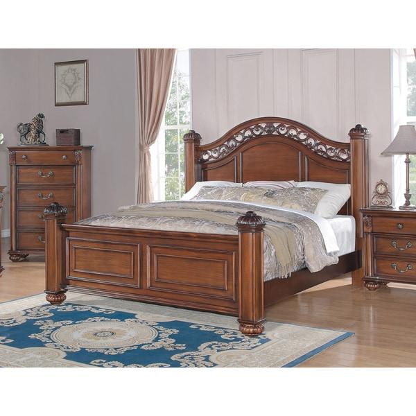 Art Van Barklay Square Queen Bed
