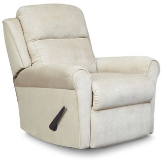 Art Van Rocker Recliner Beige
