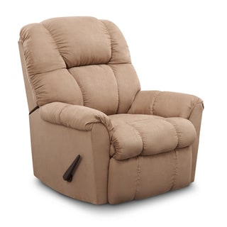 Art Van Rocker Recliner Brown