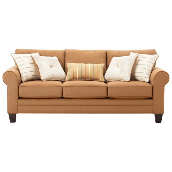 Art van calypso sofa 17101894 overstock shopping for Canape oxford honey leather sofa