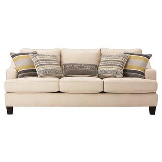 Art Van Neutral Yardley II Sofa