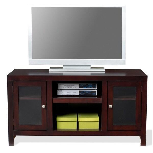 Art Van Foyer Tables : Art van inch tv console overstock shopping great