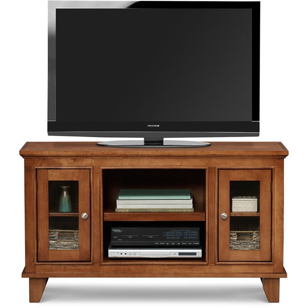 Art Van South Bay 48-inch Honey Maple Console
