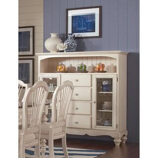 Art Van Pine Island Baker's Cabinet