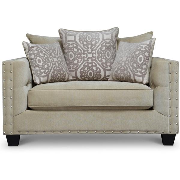 Art Van Sidney Road Chair 1 2 Beige 17102093 Overstock