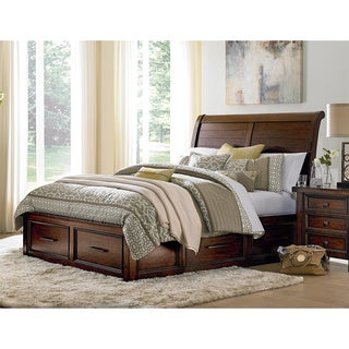 Art Van Sonoma King Storage Bed