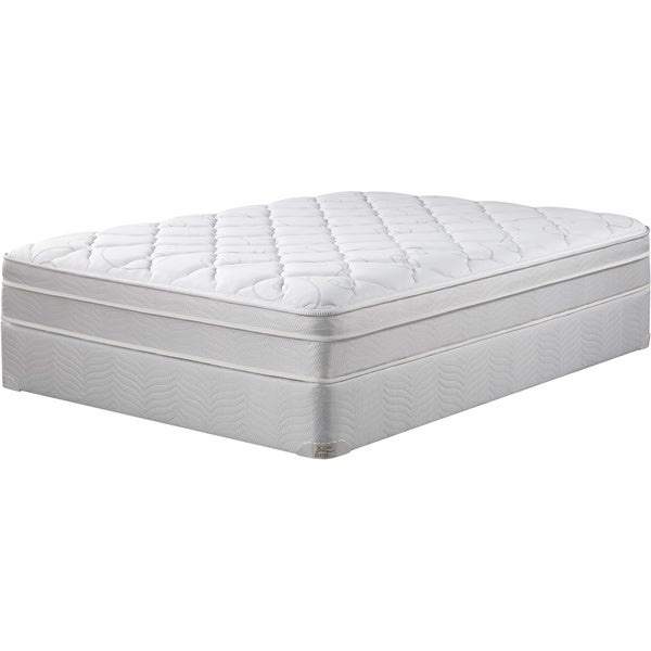 Art Van Puresleep King Koil Twin-size Mattress Set