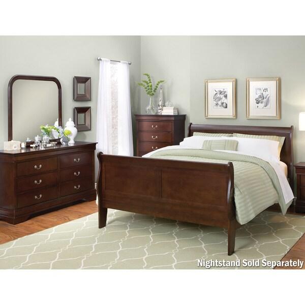 art van 6 piece queen bedroom set overstock shopping