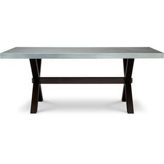 Art Van Keaton Trestle Table