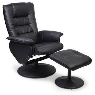 Art Van Reclining Chair & Ottoman