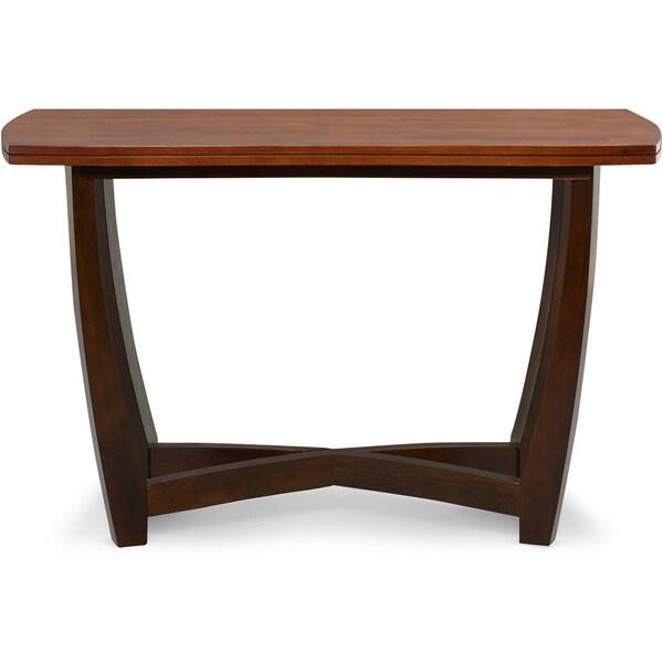 Art van kenzo sofa table overstocktm shopping great for Art van coffee tables