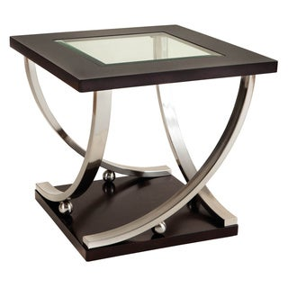 Art Van Melrose Square End Table