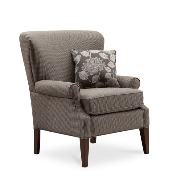 Art Van Scarlett Accent Wing Chair