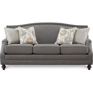 Art Van Pewter II Sofa