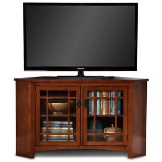 Art Van Mission Corner TV Console