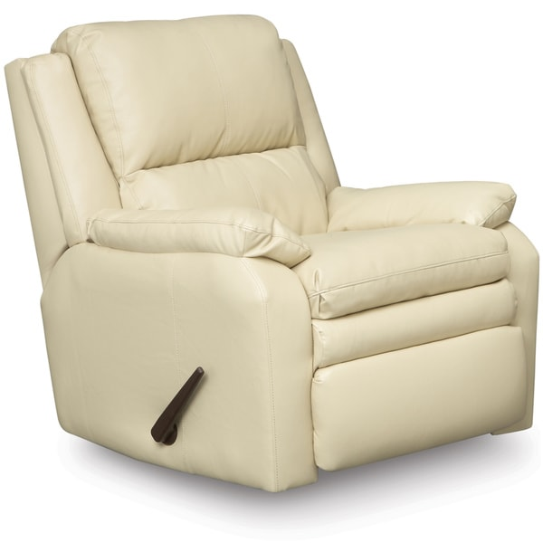 Art van maddox rocker recliner in natural 17103507 for Addin chaise recliner