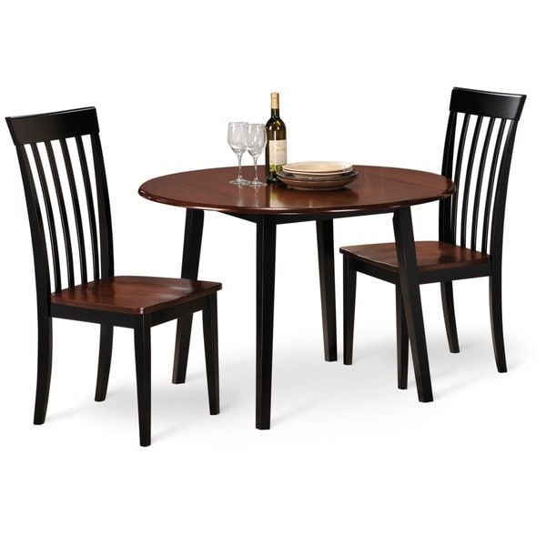 Art Van 3-piece Drop Leaf Dining Set