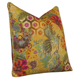 Tracy Porter 21-inch Windflower Mulberry Accent Pillow