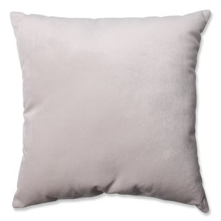 Pillow Perfect Belvedere Beach Knit Velvet Throw Pillow