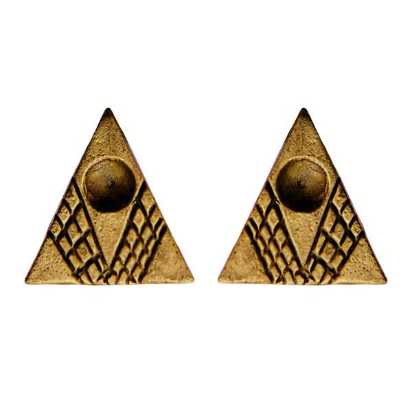 Mola Stud Earring