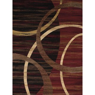 """Swags Ruby Area Rug (5'3"""" x 7'2"""")"""