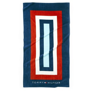Tommy Hilfiger Nautical Oversized Beach Towel