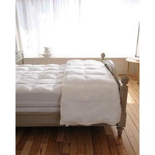 Splendorest 300 Thread Count Baffle Box Down Alternative Comforter