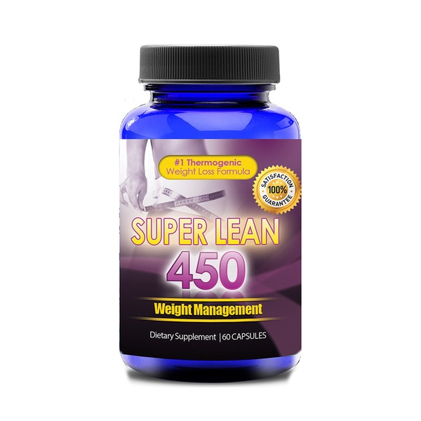 Totally Products Super Lean 450 Appetite & Carb Blocker Suppressant (60 capsules)