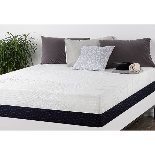 Priage 11-Inch Full-size Hybrid Spring and Gel Memory Foam Mattress