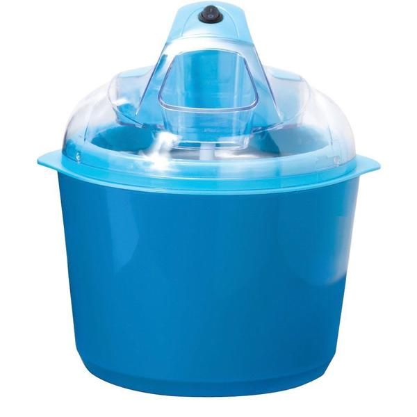 Dash DIC001BU Blue Large Greek Fro-Yo Maker