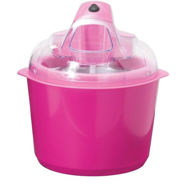 Dash DIC001PK Pink Large Greek Fro-Yo Maker