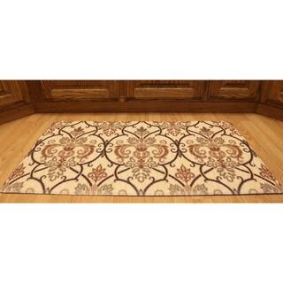 Somette Floral Geometric Premium Cushion Mat