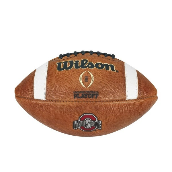 2014 College Football Playoffs Championship Game Ball