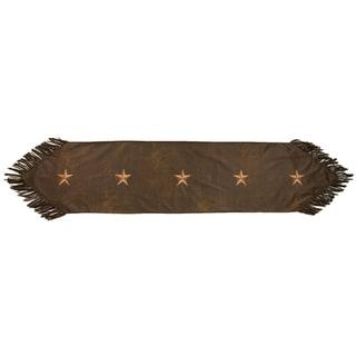 HiEnd Accents Laredo Runner Chocolate