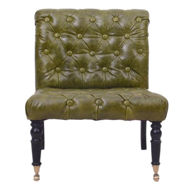 Manhattan Slipper Chair