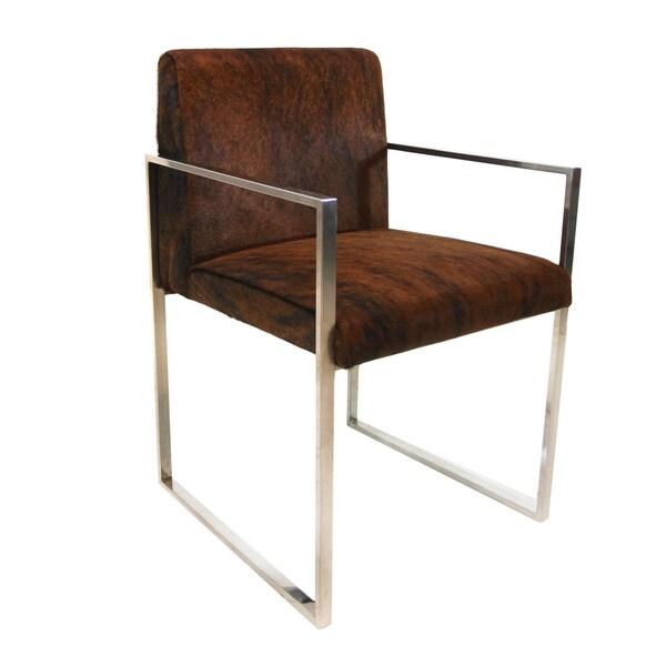Brixton Cowhide Chair