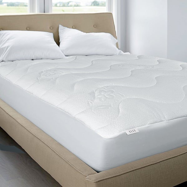 Visco Circular Knit Mattress Pad