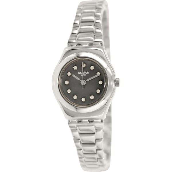 Swatch Women's Irony YSS279G Silver Stainless Steel Swiss Quartz Watch
