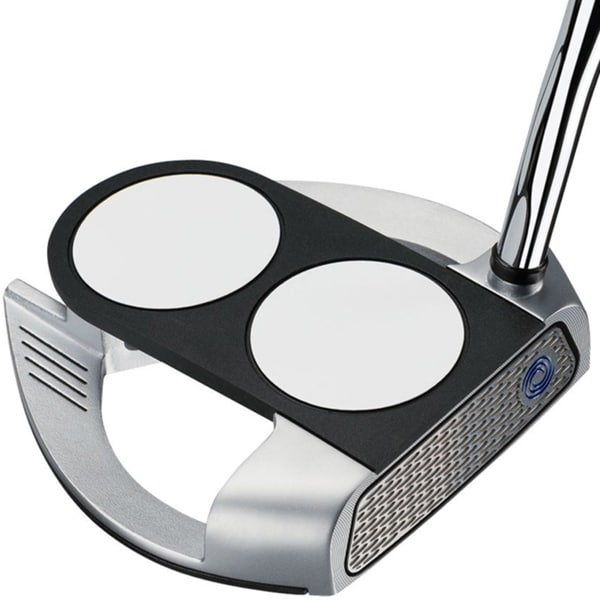 Odyssey Men's Works Versa 2-Ball Fang Tank Putter