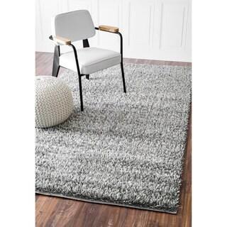 nuLOOM Cozy Modern Soft and Plush Shag Rug (5' x 8')