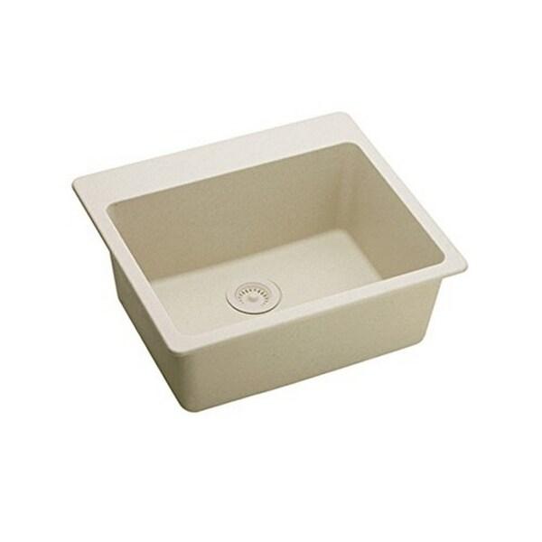 Elkay Gourmet E-granite Granite Kitchen Sink
