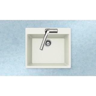 Houzer Drop-in Cloud Granite Kitchen Sink