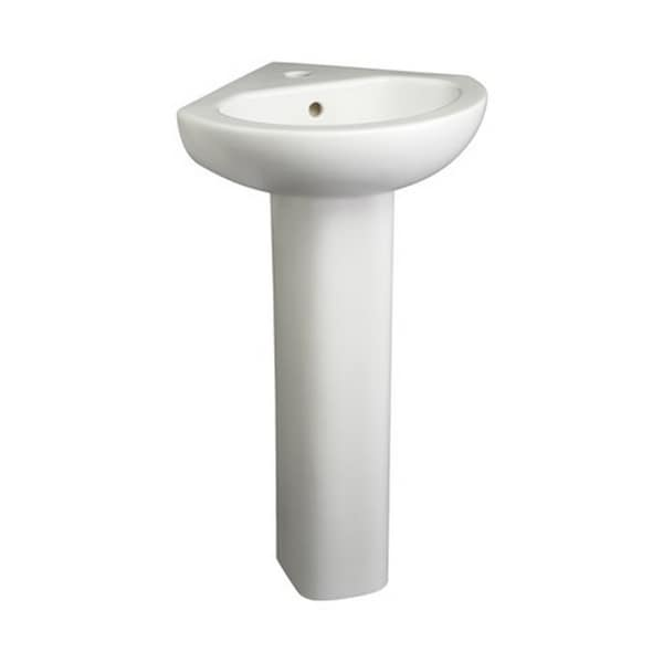 Danze Cobalt White Clay Bathroom Sink