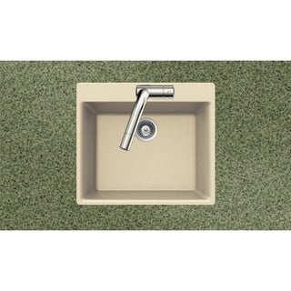 Houzer Drop-in Sand Granite Kitchen Sink