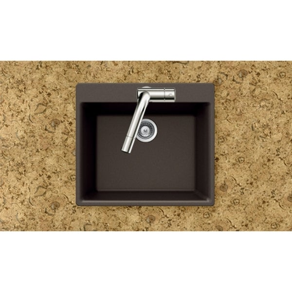 Franke Vector Sink : Granite Sinks Reviews On With Black Granite Vanity Top And Sink ...
