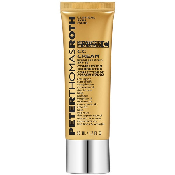 Peter Thomas Roth CC Cream Broad Spectrum Deep Complexion Corrector