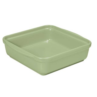 French Home 9.5-inch or 8-inch Sage Green Square Baking Dish