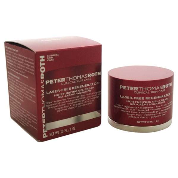 Peter Thomas Roth 1-ounce Laser Free Regenerator Moisturizing Gel Cream
