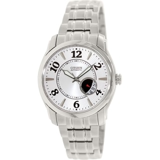 Citizen Men's NJ0020-51B Stainless Steel Automatic Watch